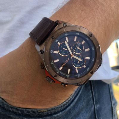 zegarek z chronografem