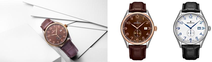 zegarki szwajcarskie Delbana