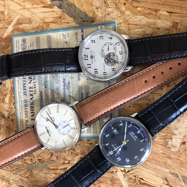 zegarki męskie Zeppelin