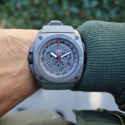 Zegarek szwajcarski Aviator