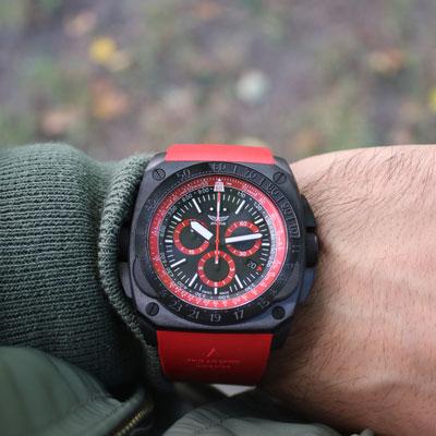 Zegarek męski Aviator Swiss Made