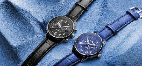 zegarki męskie Delbana Swiss Made