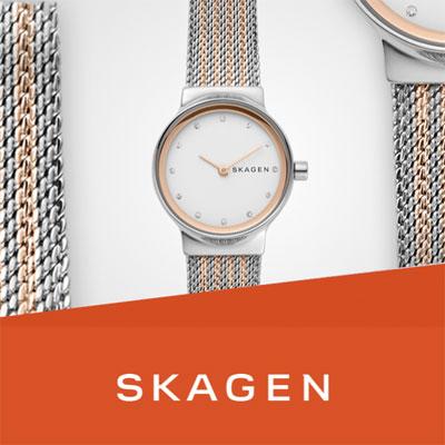 zegarki damskie i męskie Skagen