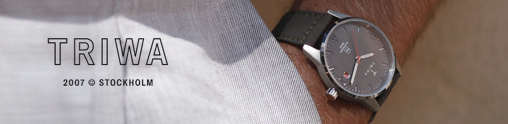Zegarek kwarcowy Triwa