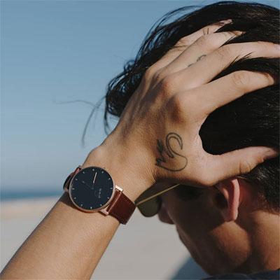 idealny zegarek na lato