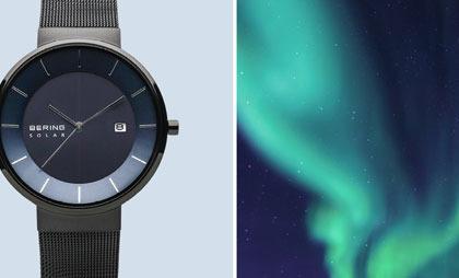 Zegarki Bering Solar - modele zasilane energią słoneczną