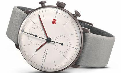 Wybierz zegarek Junghans Max Bill i bądź architektem swojego życia